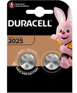 Duracell DL2025/ CR2025  BL2